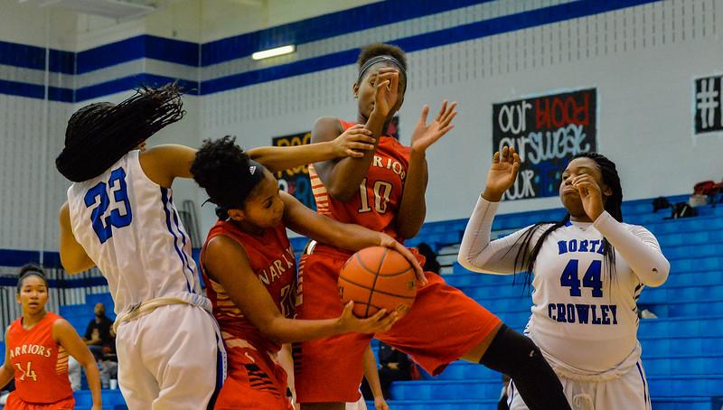 Lady Panthers, Junior Varsity, South Grand Prairie,12-08-15, Basketball-4