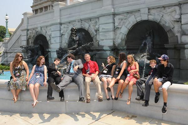 Youth Tour to Washington DC June 15-21, 2012 21414