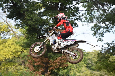 Byron motocross race