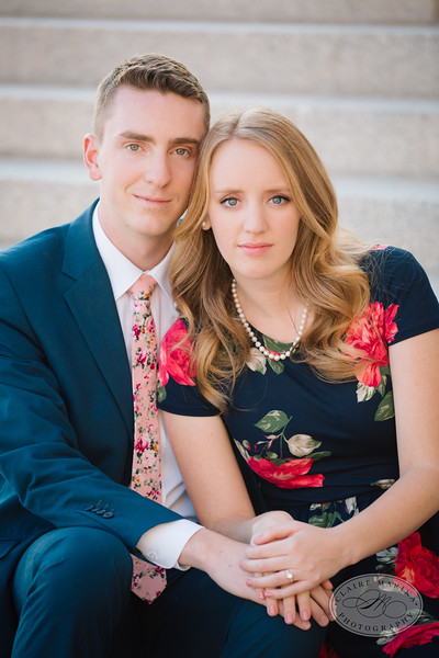 Dorothy and Jason Engagements