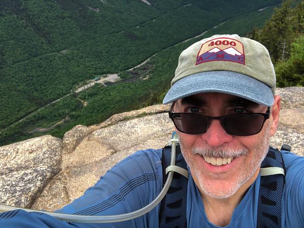 2020 June -Webster Cliff Trail up Mt Webster and Mt Jackson