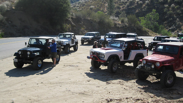 Jeep Run 7/14/12
