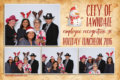 City of Lawndale Holiday Luncheon