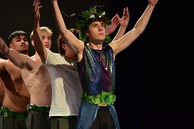 Upper Hutt College: A Midsummer Night's Dream