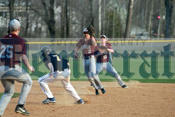 Manor vs Fallsburg Baseball