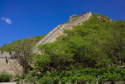 Old Beijing Houtongs, The Great Wall