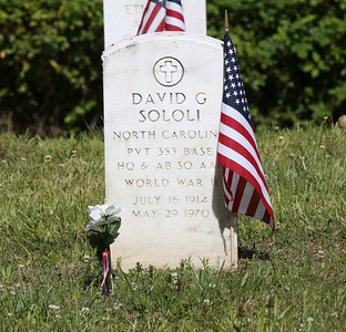 Memorial Day Ceremony, May 31