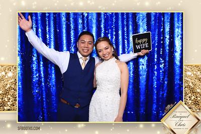 Racquel and Chris' Wedding - November 30, 2019