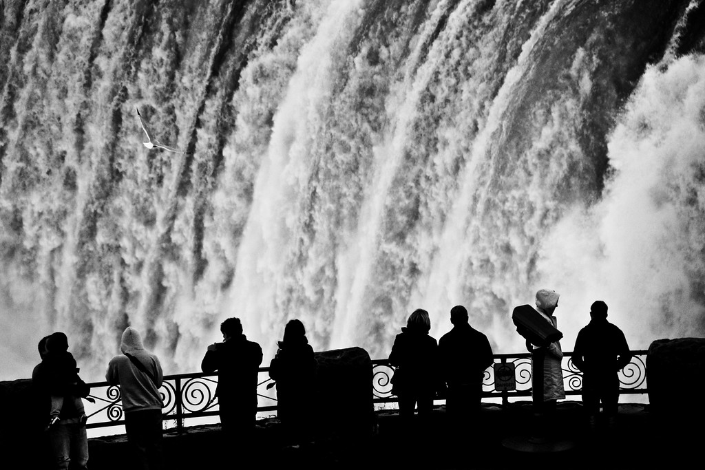 11/21/11<br /> <br /> Niagara Falls - Horseshoe Falls, Canadian side<br /> <br /> Thanks for a great weekend