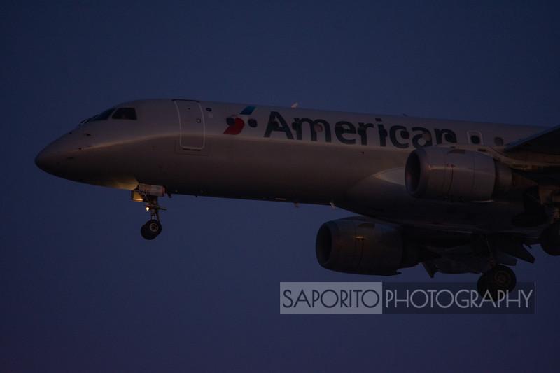 American E190AR