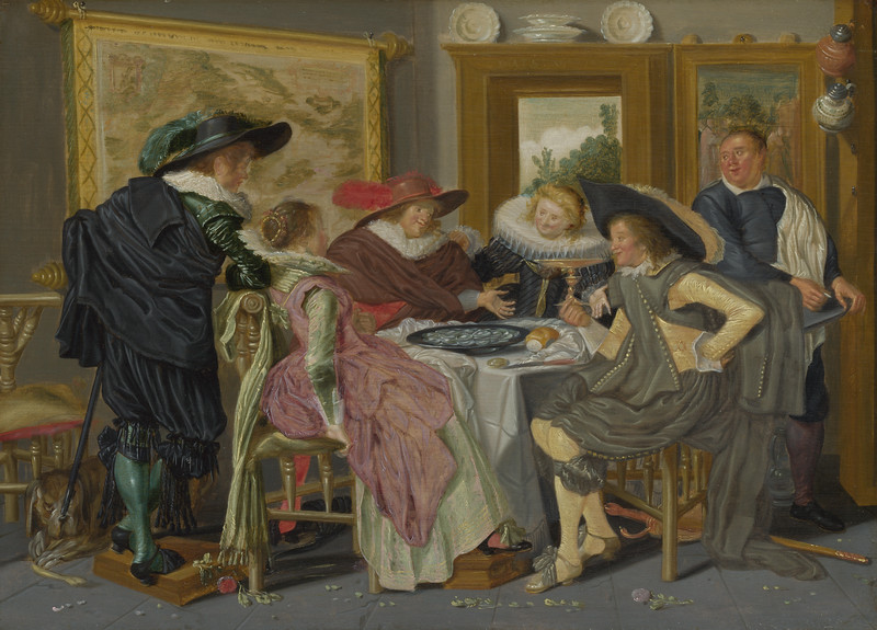 A Party at Table