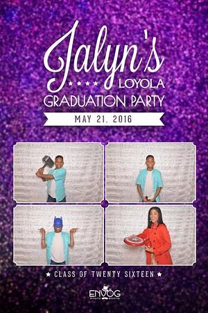 Jalyn's Graduation Party (prints)