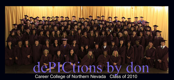 Career College of Northern Nevada  Graduation 2010