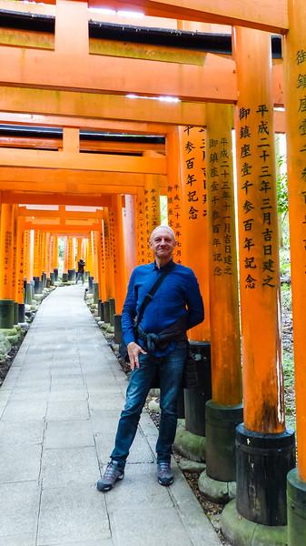 Kyoto de Fushimi Inari Taisha