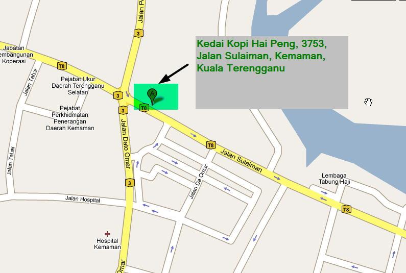 Kedai Kopi Hai Peng at Terengganu
