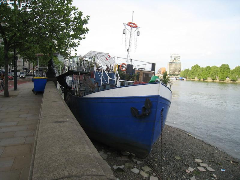 Tamesis Dock, London