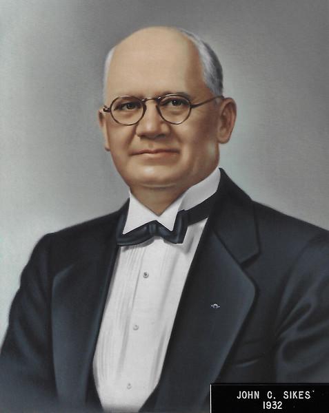 1932 - John C. Sikes.jpg