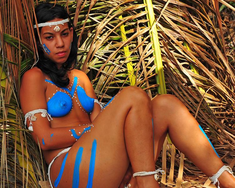 Native dancer -Cuba