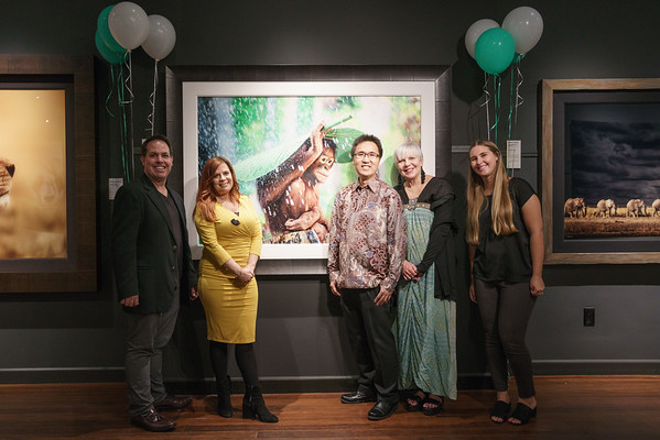 Meet & Greet Andrew Suryono at National Geographic's Laguna Beach Gallery