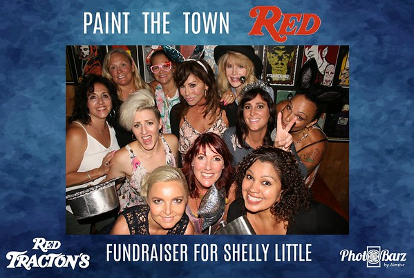 Paint the Town Red Fundraiser