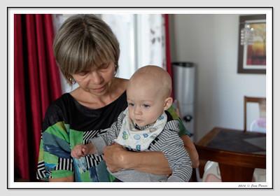 63e anniversaire de Odette et 87e de Germaine