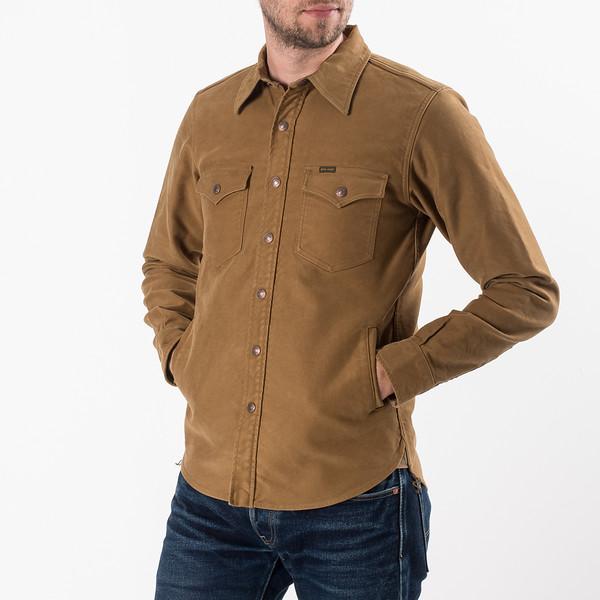 Brown Heavy Moleskin CPO Shirt-Jacket-30.jpg