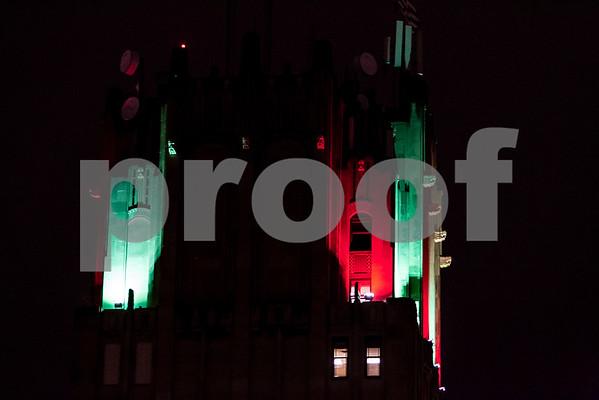 11-16-18 Downtown Jackson Christmas Parade & Tree Lighting