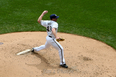 Brewers Baseball - August 8, 2012