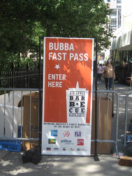 2006 Big Apple BBQ Festival