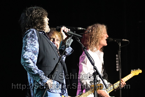 Foreigner 2015 Genesee Theatre. Mar 20