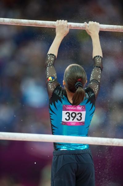 __02.08.2012_London Olympics_Photographer: Christian Valtanen_London_Olympics__02.08.2012__ND43368_final, gymnastics, women_Photo-ChristianValtanen