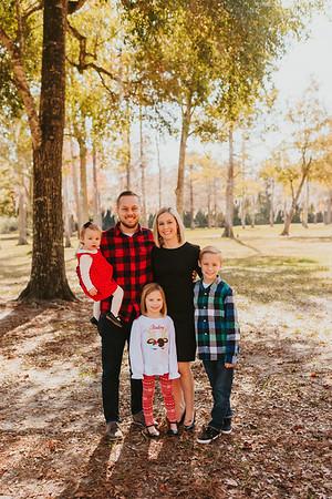 Christmas Minis - Mason Family