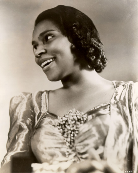 """Once in a Hundred Years"" The Life & Legacy of Marian Anderson"