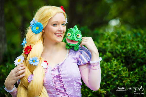Rapunzel (Toastersix) from Tangled