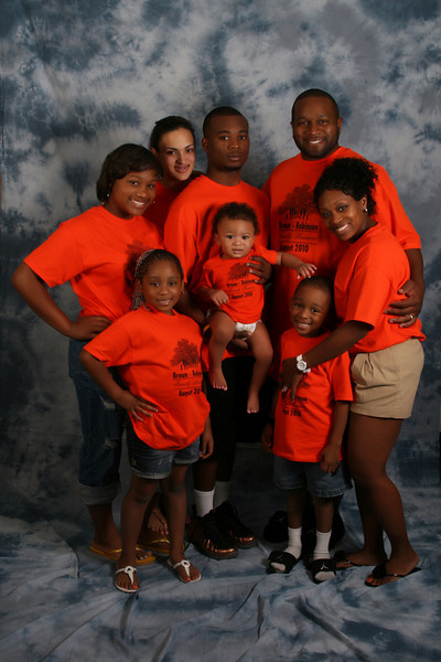 Family Reunion Portraits 2010