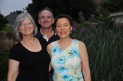 6-20-2014 Jim, Lungren, Carolyn Koenig & Peggy