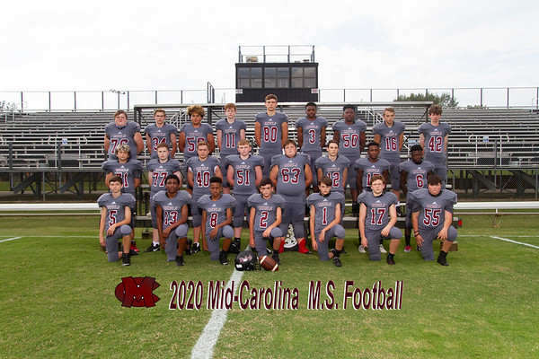 2020 MS Football