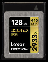 Lexar XQD Memory Card