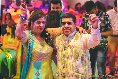 Mehandi + Sangeet