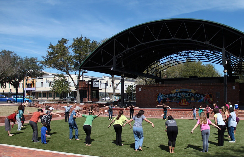 Open Space - Bo Diddley Plaza Photo 2.jpg