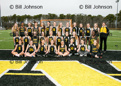 Nauset G JV LAX Team and Roster 2016-2017