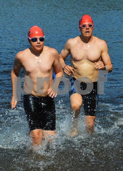 Pig Iron Swim Race 071915
