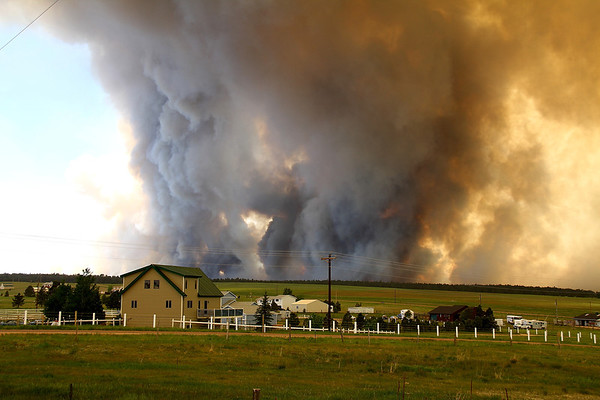 Black Forest Fire 6-12-13