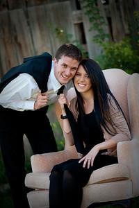 Alisha and Garrett