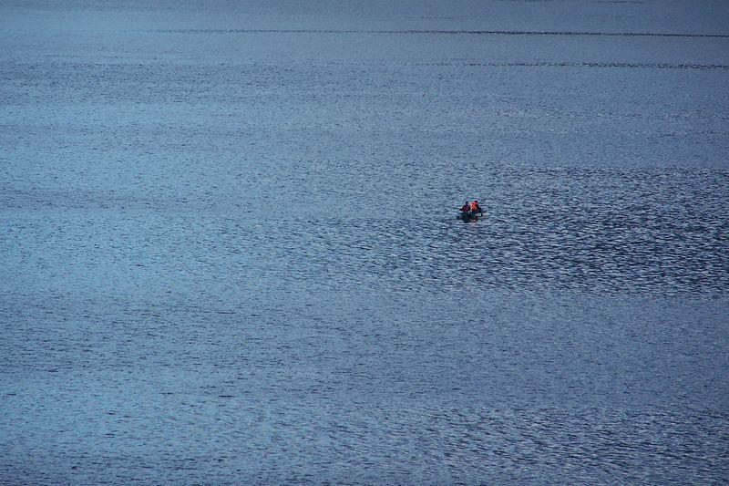 Úti á Hornvík