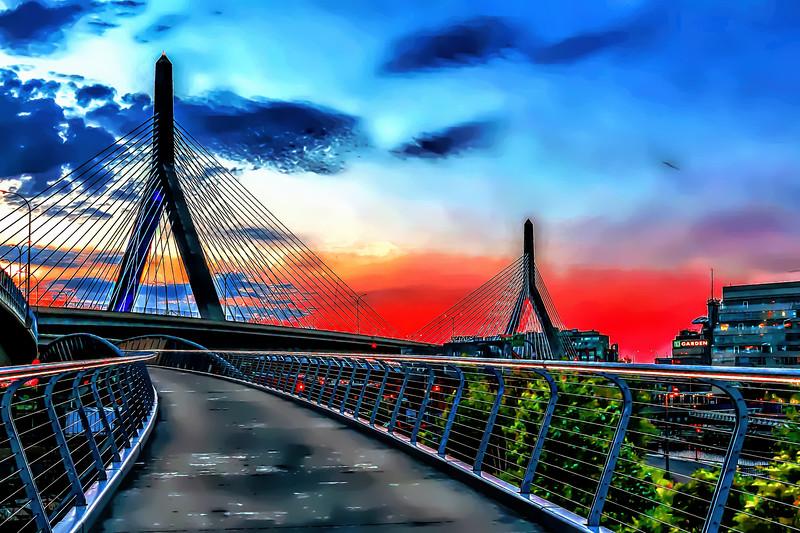 Boston zakim bridge North Bank.jpg