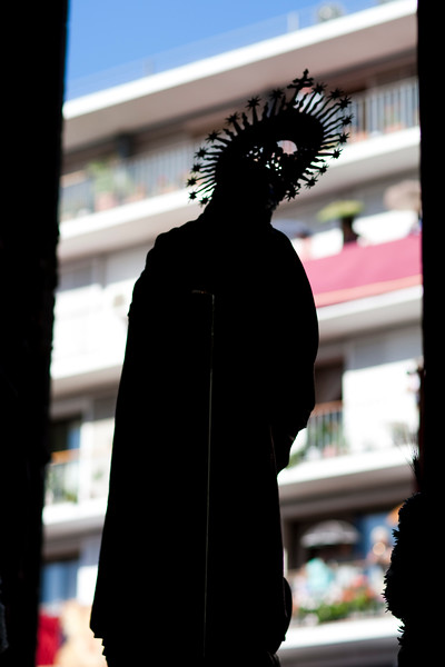 Corpus Christi procession, Seville, Spain, 2009.