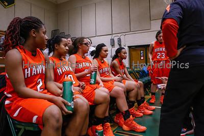 Girls Basketball Langley 1/31/14