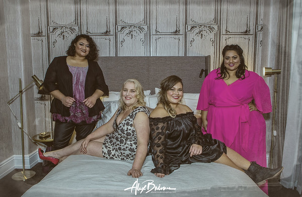 LOVELY LARGER LADIES SUMMER FASHION
