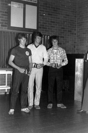 23rd Apr 1982 Presentation Night St Kilda Bowling Club